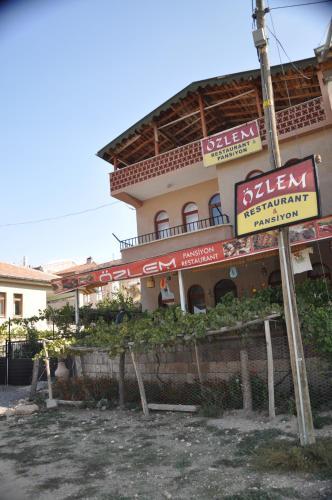 Güzelöz Ozlem Pension and Restaurant rezervasyon