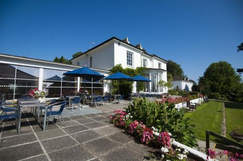 Penmere Manor Hotel, Falmouth, Cornwall