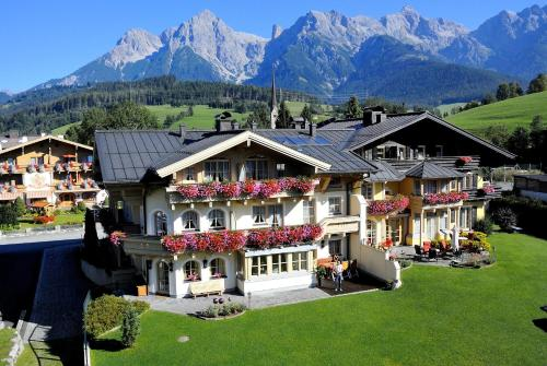 Appartements-Pension Renberg Maria Alm