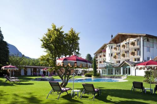 Hotel Burggräflerhof Meran 2000