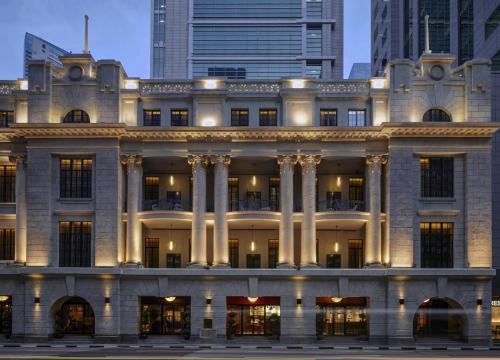 35 Robinson Road, Singapore 068876.