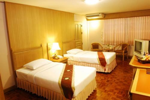 Silom Village Inn photo 23