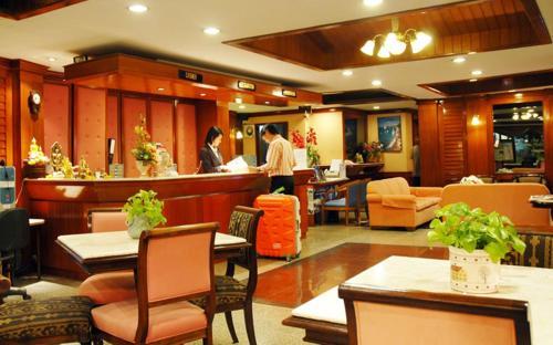 Silom Village Inn photo 26