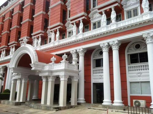 Suda Palace impression