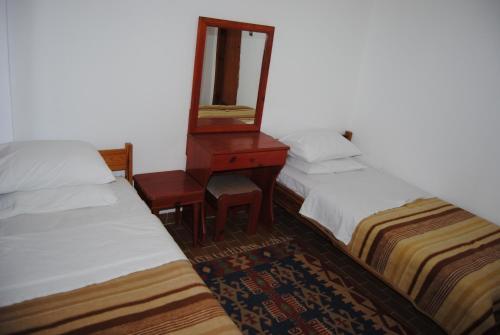 Halileli Hotel Hisarlık odalar