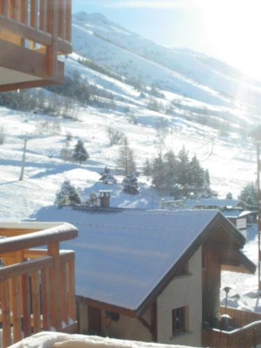 Apartment Résidence les Alberges Les Deux Alpes