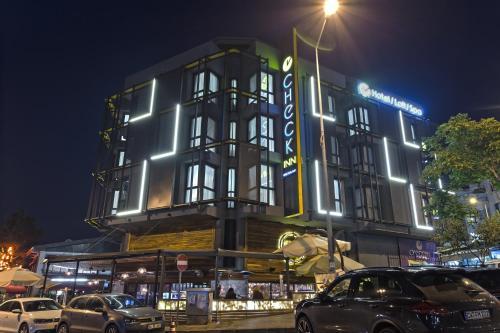 Ankara Check Inn Suite Hotel & SPA adres
