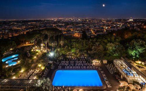 Via Cadlolo 101, Rome, 00136, Italy.
