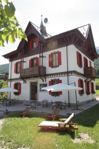 Relais Villa Brioschi - Accommodation - Aprica