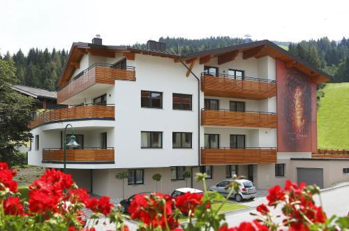 Aparthotel Rubinius Wagrain