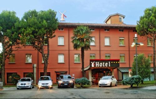 . Hotel Molino Rosso