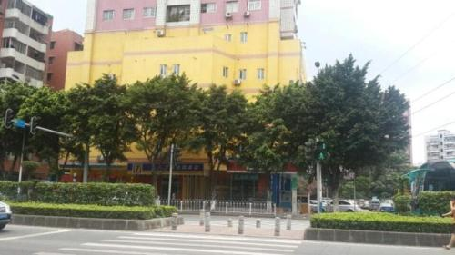 Hotel 7Days Inn Guangzhou Jiaokou Subway Station 2Nd
