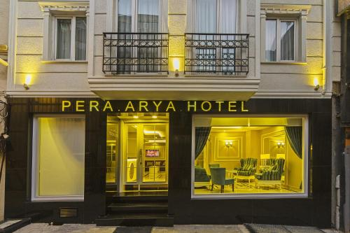 Istanbul Pera Arya Hotel fiyat