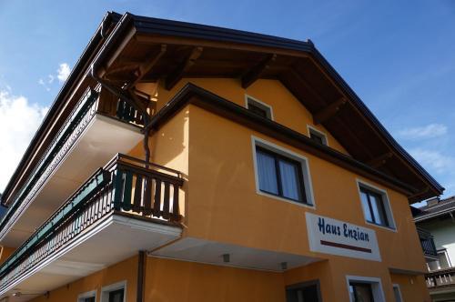 Appartement Enzian Bad Hofgastein