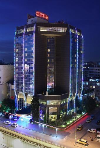 Adana Hotel Seyhan ulaşım