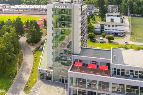 . Hotel Sportforum