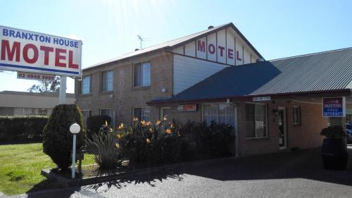. Branxton House Motel
