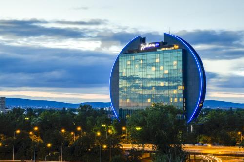 Radisson Blu Hotel Frankfurt photo 1