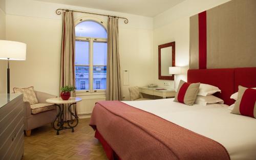 Гостиница Англетер Представительский двухместный номер с 1 кроватью
