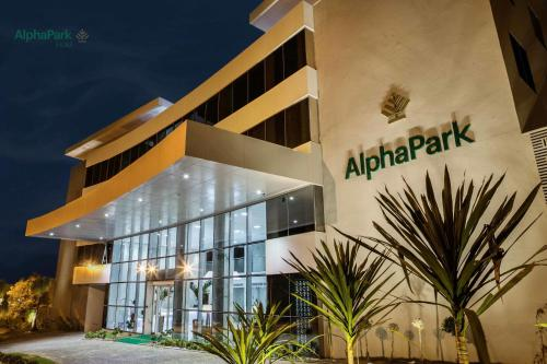 Foto de AlphaPark Hotel