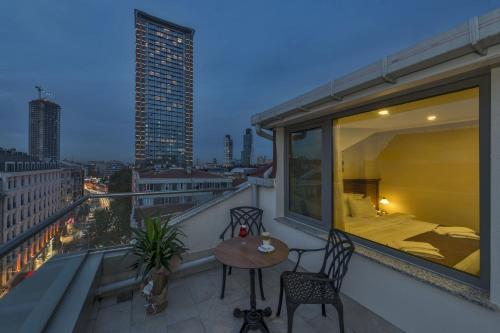 Istanbul Blisstanbul Hotel adres