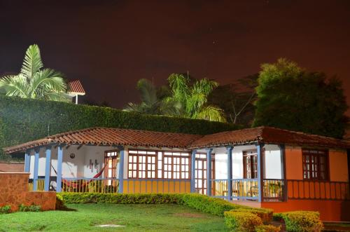 Hotel Villa Flor Blanca