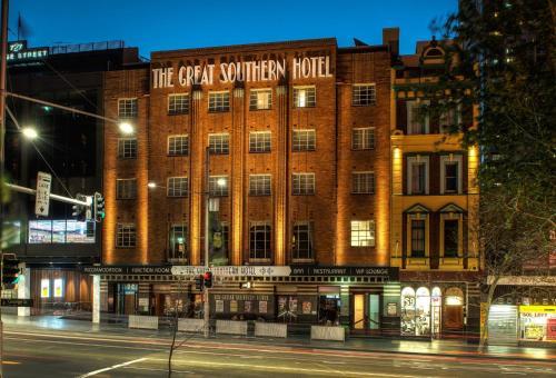 Great Southern Hotel Sydney - image 1