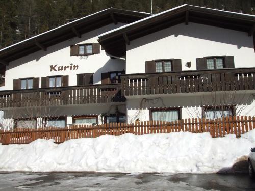 Appartamenti Callori Karin Codici Cipat 22039-AT-53550 AT-53551 Canazei