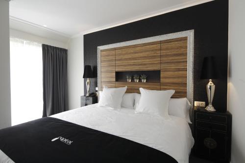 Habitación Superior con cama extragrande Capitol Boutique Hotel 38