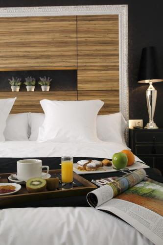 Superior Zimmer mit Kingsize-Bett Capitol Boutique Hotel 48