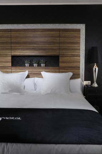 Superior Zimmer mit Kingsize-Bett Capitol Boutique Hotel 47
