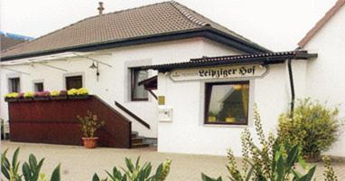 Pension Leipziger Hof Hostal