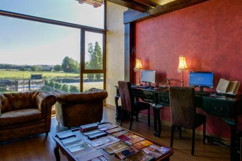 Habitación Individual con acceso al spa Hotel Rural y SPA Kinedomus Bienestar 4