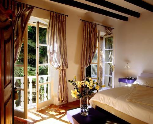 Habitación Doble con vistas al jardín Can Verdera 15