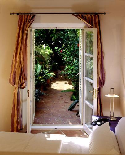 Habitación Doble con vistas al jardín Can Verdera 16