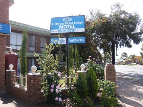 Hotel Fullarton Motor Lodge