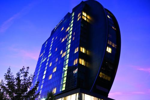 Radisson Blu Hotel Frankfurt photo 6