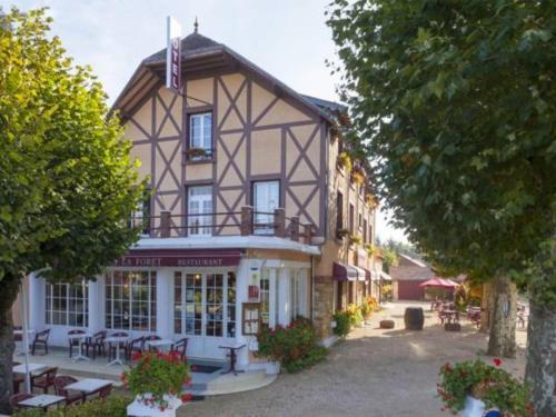 Le Chalet de la Foret - Hôtel - Vierzon