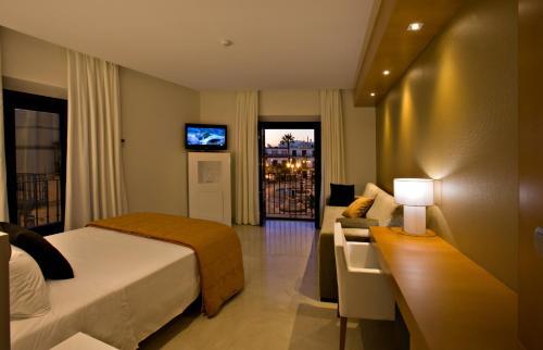 Superior Doppelzimmer Hotel Barrameda 13