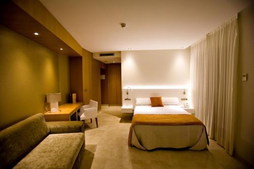 Habitación Doble Superior Hotel Barrameda 16