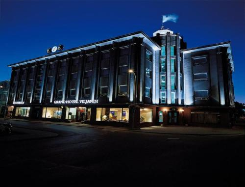 . Grand Hotel Viljandi