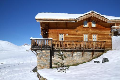 Odalys Chalet Melusine Alpe d'Huez