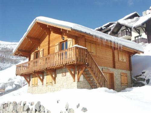 Odalys Chalet Sapins les Loups Alpe d'Huez