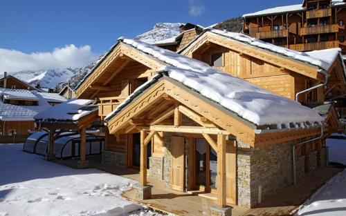 Odalys Chalet Prestige Lodge Les Deux Alpes