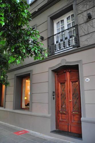 Thames 1562, corner Honduras, Palermo, Buenos Aires, Argentina.