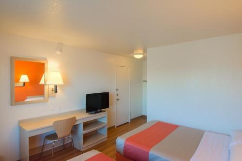 Motel 6 Arcata - Humboldt University - Arcata, CA 95521