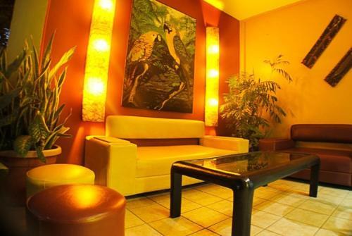 Apart Hotel La Cordillera 部屋の写真