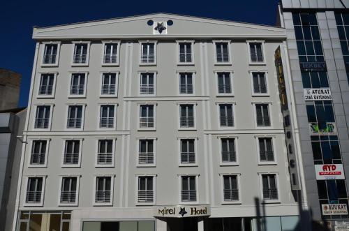 Ereğli Mirel Hotel ulaşım