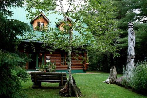 Jardins de l'Achillée Millefeuille - Accommodation - La Conception