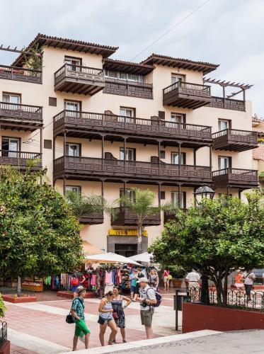 Hotel Monopol Tenerife 7